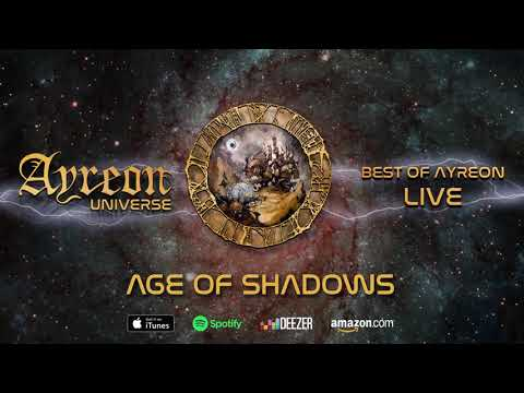 Ayreon - Age Of Shadows (Ayreon Universe) 2018