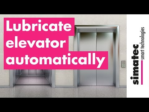 Automatically Lubricate Lifts And Elevators With Simalube