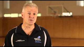 Andrew Gaze - Good Sports Campaign Ambassador