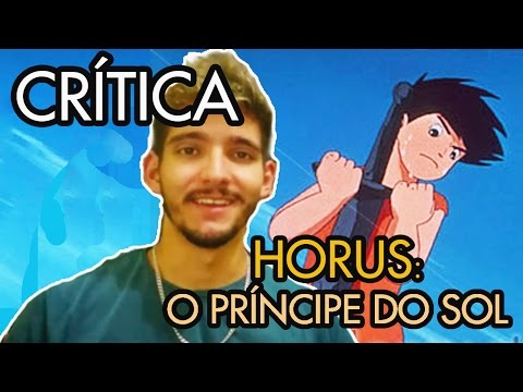 Trailer do filme Horus: O Príncipe do Sol
