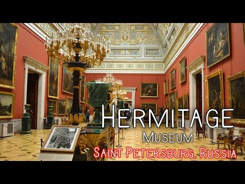The State Hermitage Museum - The Famous Landmark of St. Petersburg, Russia || by Traveller Maged