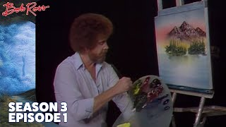 Video Bob Ross - Mountain Retreat (Season 3 Episode 1) download MP3, 3GP, MP4, WEBM, AVI, FLV Mei 2018