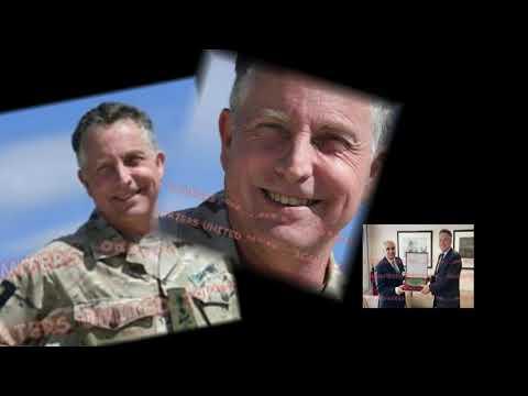 General Sir Nick Carter  ~  One Minute Warnings Of Ones To Watch