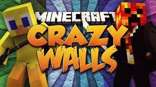 Minecraft CRAZY WALLS #6