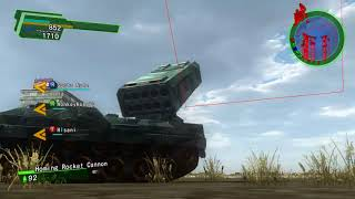 Multiplayer Shinanigans: Earth Defense Force 4.1 The Shadow of New Despair (Part 24)