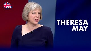 Theresa May: Speech to Conservative Party Conference 2015
