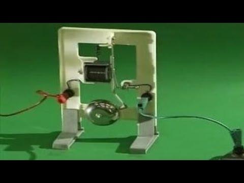 видео: Опыты по физике. Устройство и работа электрического звонка