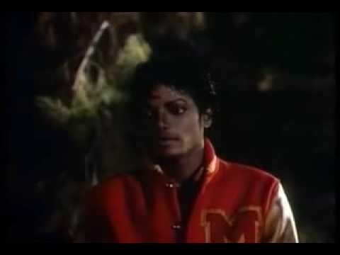 clip Thriller Michael Jackson com legenda em portugues pt1