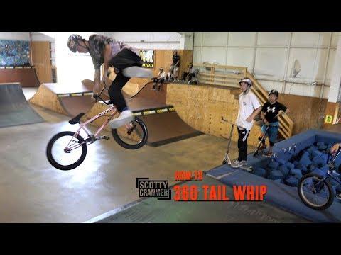 TEACHING BIG BOY HOW TO 360 WHIP!