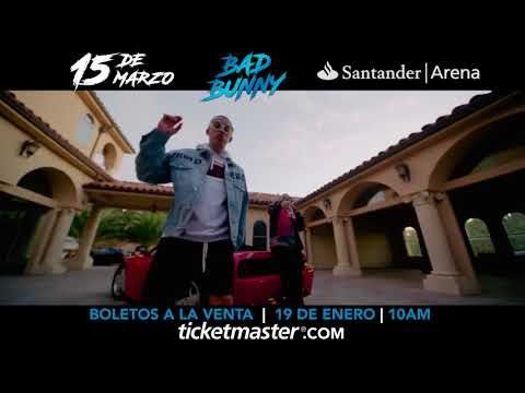 Bad Bunny | Santander Arena - Reading, PA | March 15, 2018