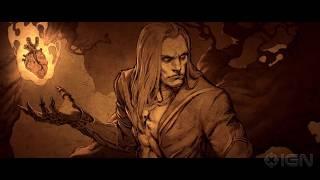 Diablo III. Трейлер Rise of Necromancer 2017 QVI Трейлеры Game