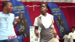 I Octane School Tour: Montego Bay High