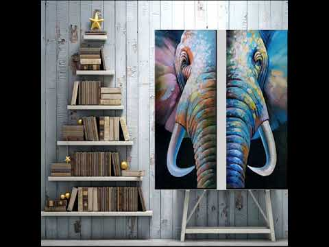 High Quality Modern Abstract Canvas Oil Painting for Wholesale