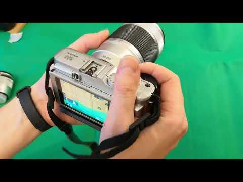 Вскрытие упаковки FUJINON LENS XC50-230mmF4.5-6.7 OIS II + тест