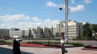 #688. Минск (Беларусь) (классное видео)(Самые красивые и большие города мира. Лучшие достопримечательности крупнейших мегаполисов. Великолепные..., 2014-07-03T01:08:11.000Z)