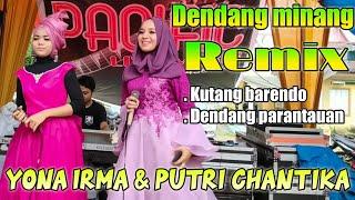 Download lagu Disco minang remix nonstop Kutang barendoDendang parantauan Yona irmaPutri chantika MP3