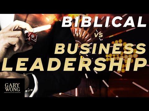 Biblical vs Business Leadership | Bible, Business & Belief Ep. 10