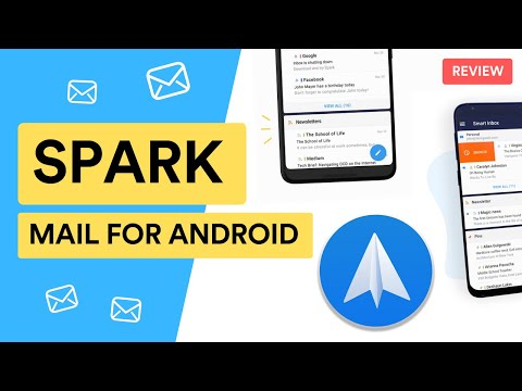 Spark Mail For Android - 2019 Review | Features, Pricing & Opinions