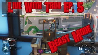 First Live With Trini on Black Ops 3   Gorgon Beast