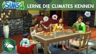 Die Sims 4 Jahreszeiten: Offizieller Launch-Trailer