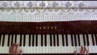 Vaseegara (Zara Zara) - Minnale -Tamil/Hindi Song on Piano by Yamuna