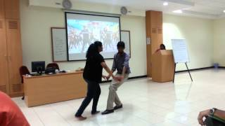 IHTMC 153rd Meeting Flash Mob