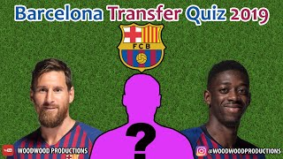 Fc barcelona - guess the football ...