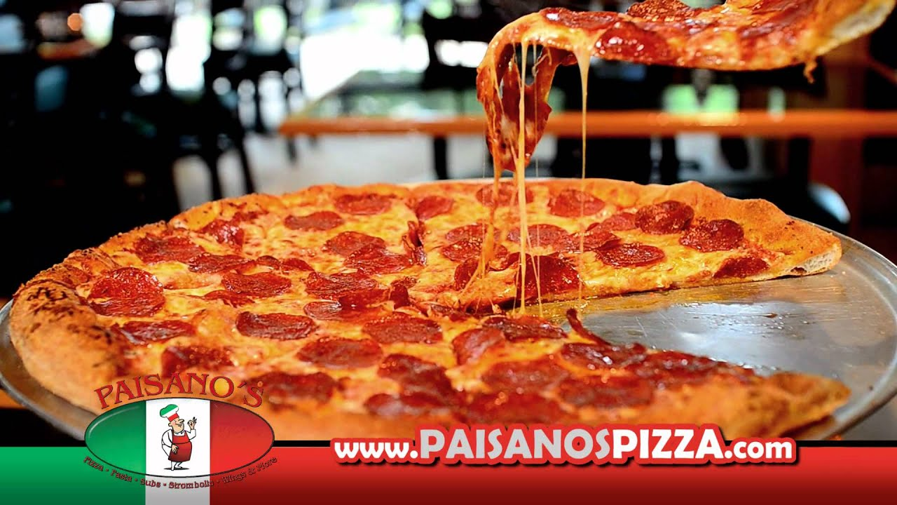 Paisanos Near Me >> Paisanos Pizza Commercial Makes Me Hungry