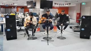 Download lagu Armada - Air Mataku bukan Untukmu live dari newsroom kompas.com