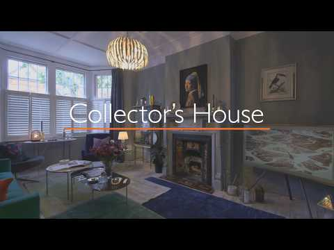 Collector's House | Living Room | John Lewis