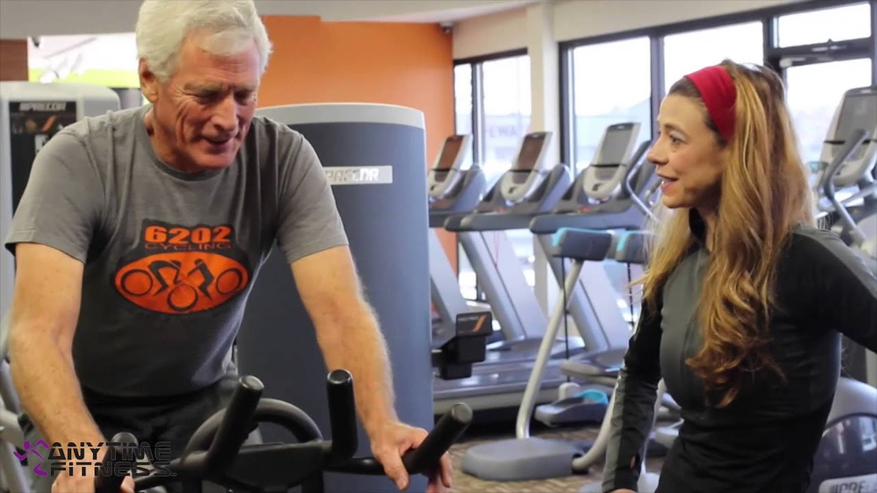 Experience Anytime Fitness Castle Rock Co