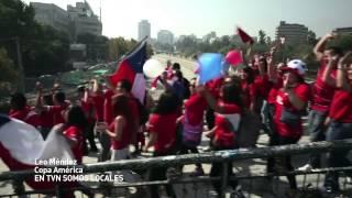 Dj Mendez - La Copa America