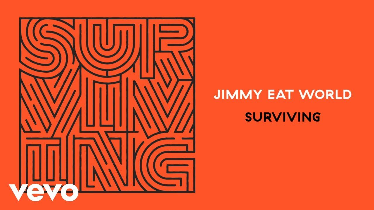Jimmy Eat World - Surviving (Audio)