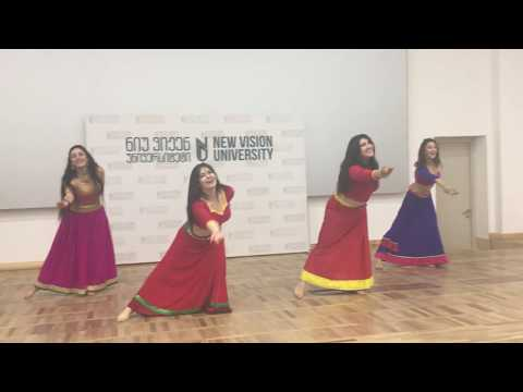Haseeno Ka Deewana /  Dance Group Lakshmi / Concert In New Vision University