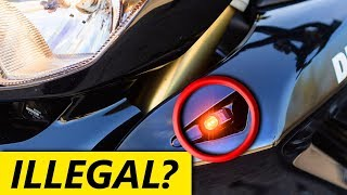 7 VERY Illegal Motorcycle Mods