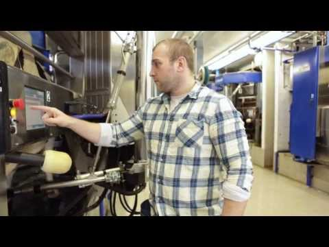 DeLaval VMS Robotic Milking Machine | Automatic Milking Machine | DeLaval