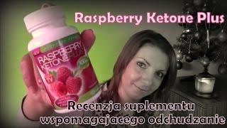 Raspberry Ketone Plus - recenzja   Malwina Zabka