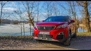 Top 5 činjenica - Peugeot 3008