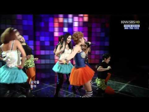 101212 人气歌谣 徐仁英 - 旋律中 Comeback by BV in whiteday.tp