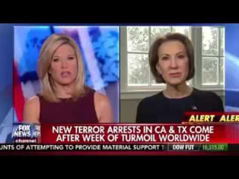Carly Fiorina on America's Newsroom