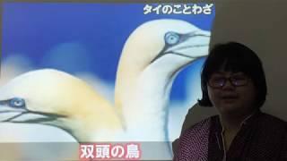 タイのことわざ 「双頭の鳥」 thumbnail