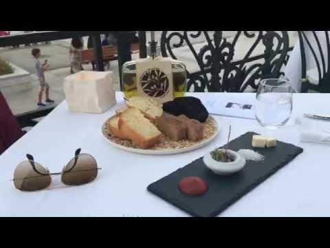 Spetses - The best dinner  / Greek cuisine