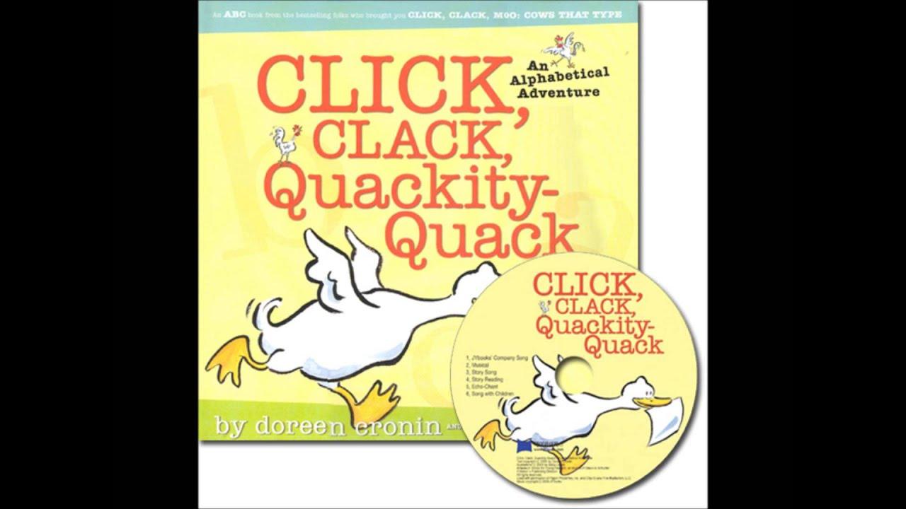 AFJY0399-CLICK CLACK QUACKITY QUACK-2 - YouTube