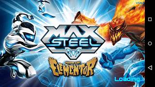 Game of Max steel