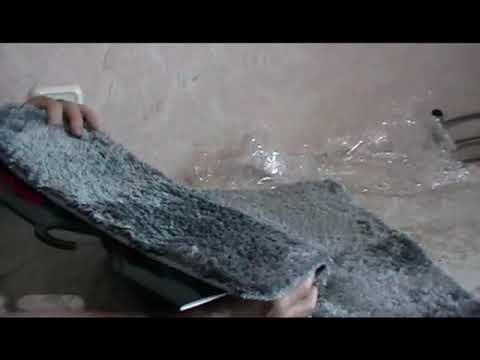 Коврик в ванную комнату Spirella Polyester Fino 50х80 см Белый (10.20023)