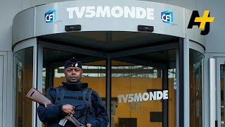 ISIS Hackers Shut Down French TV Network