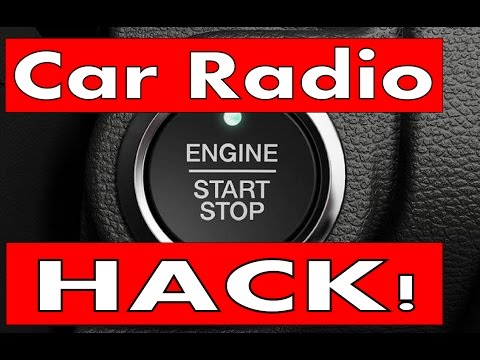 (MAZDA) CAR TIP OF THE YEAR---Keep My Radio ON When I Turn Off My Car!