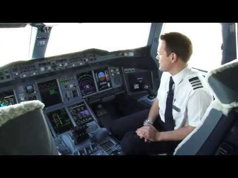 British Airways -- Take a tour of our A380 (Future Pilots Programme version)
