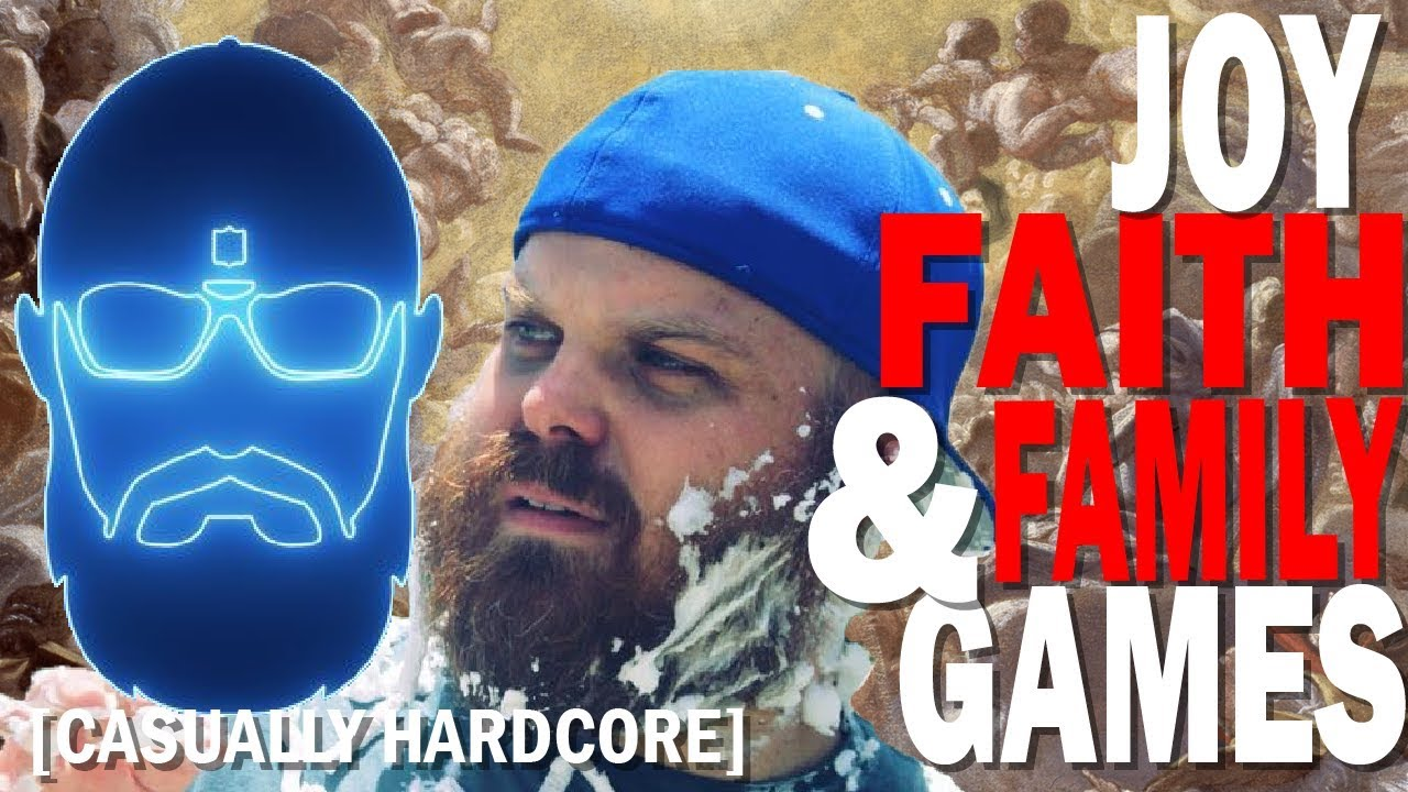 Jonathan Blevins and Taylor Schroll on Faith and Video games | Casually Hardcore Episode 17