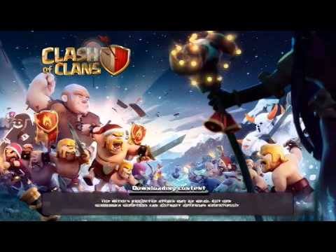 Clash Of Clans Loading Problem